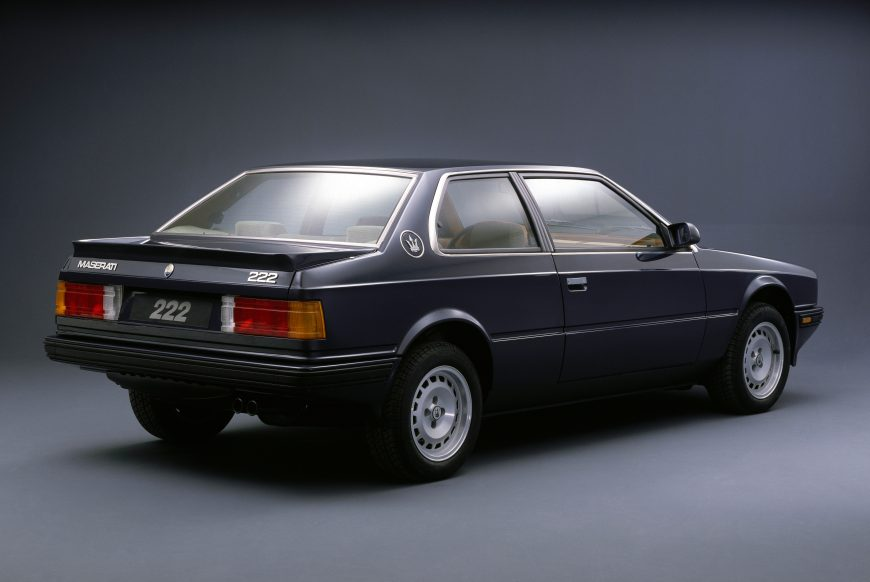 Maserati Classic Cars - 222 - 222.4v (1988 - 1993)   Maserati USA