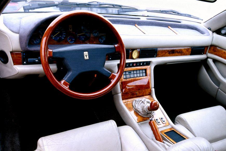 Maserati Classic Cars - Karif (1988 - 1991) | Maserati USA