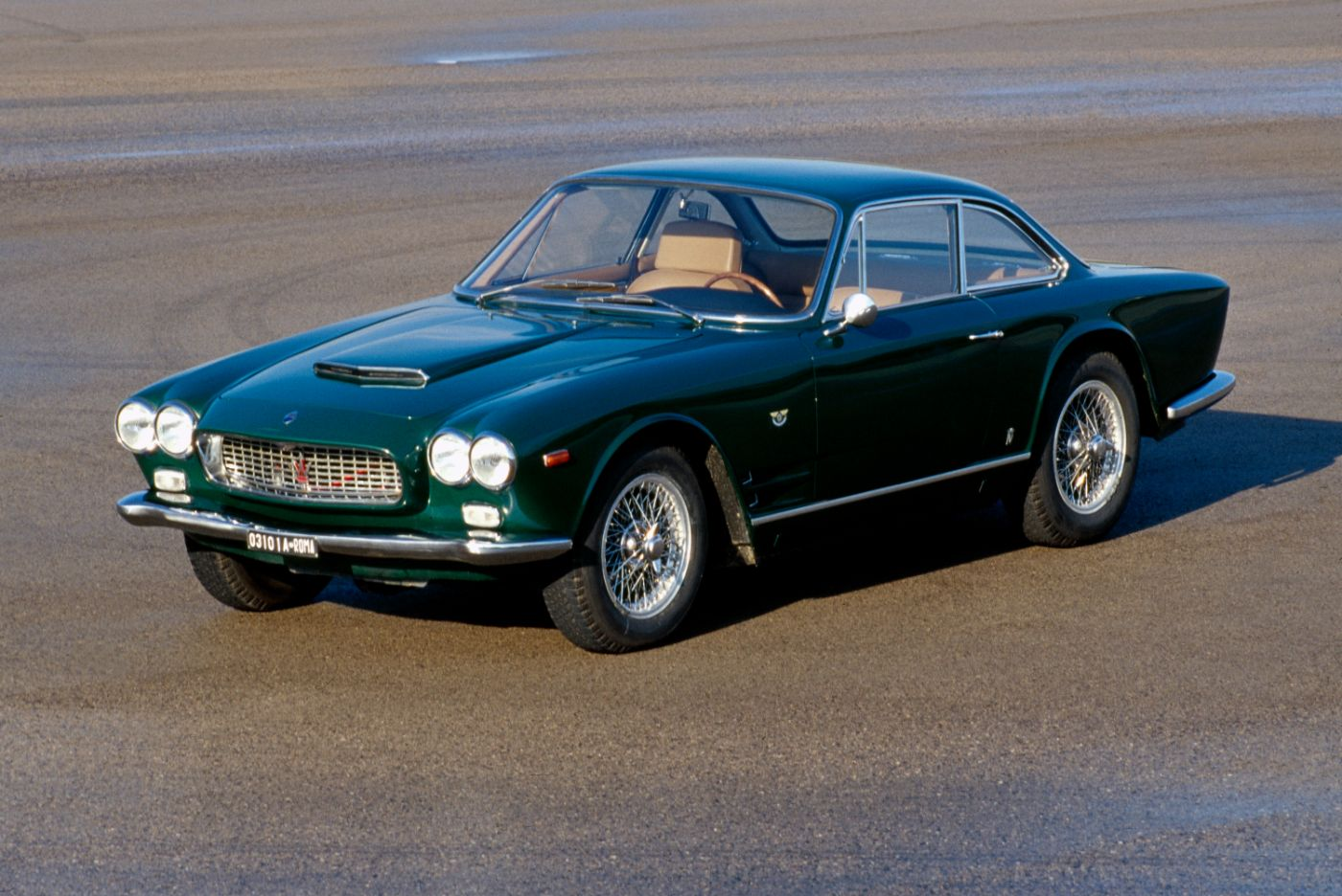 1962 Maserati Sebring - First Series - exterior view of the classic car model
