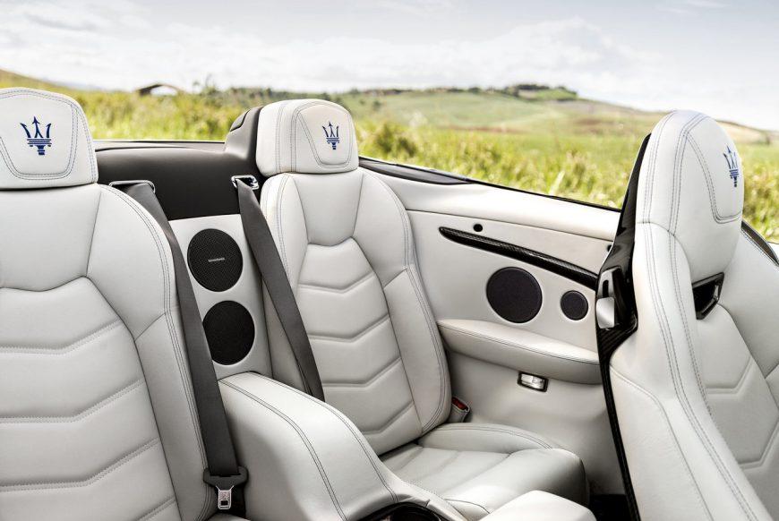 Maserati Graturismo Convertible