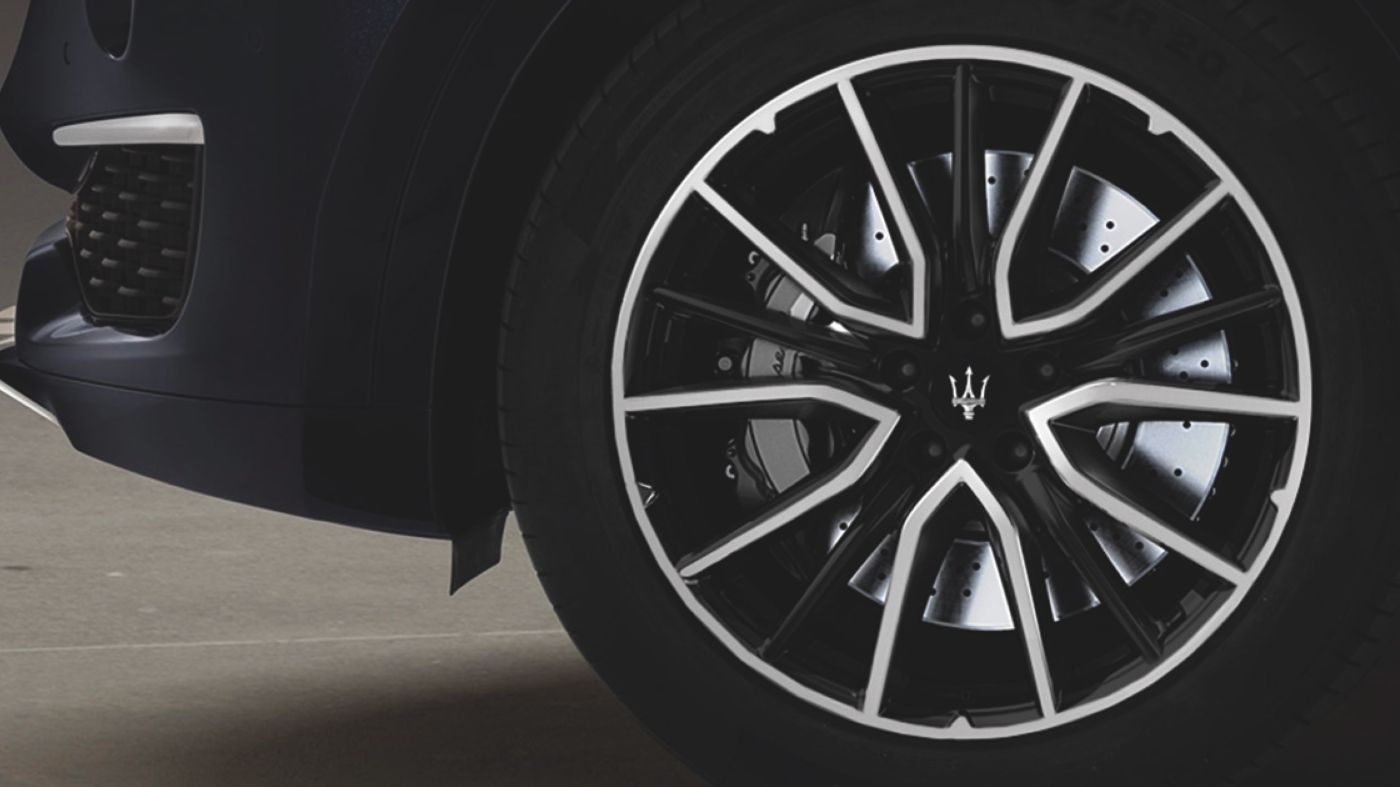 Maserati Levante wheel accessories - rims and tyres