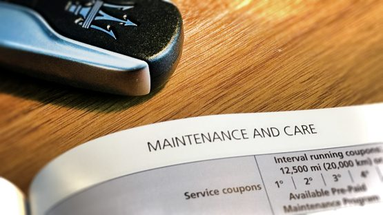 Your Vehicle's Maintenance Schedule
